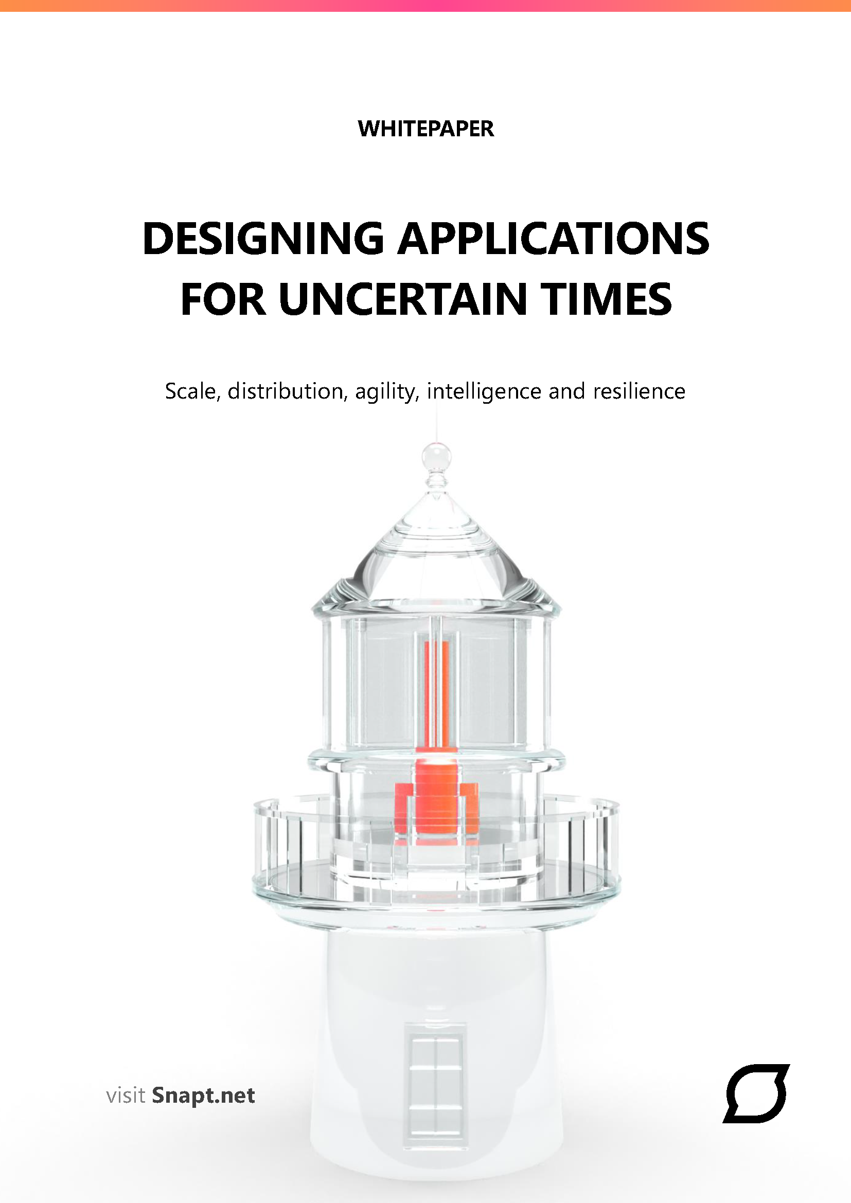 Whitepaper - Designing Applications for Uncertainty