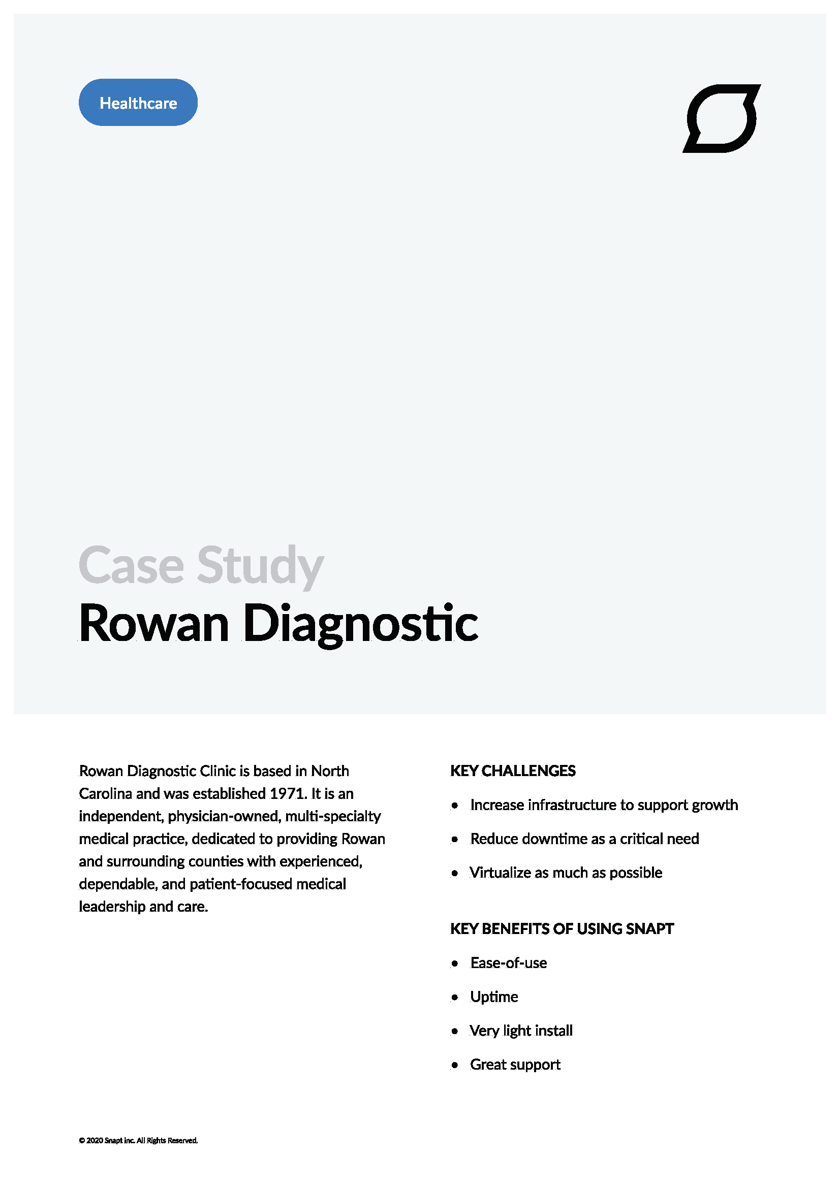 snapt-rowan-diagnostic-case-study